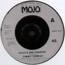 "TIMMY THOMAS ~ PEOPLE ARE CHANGIN' / RAINBOW POWER ~ 1973 UK 7"" SINGLE"