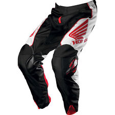 NEW ONE INDUSTRIES CARBON  HONDA  ATV  MX BMX RACING PANTS  size 34