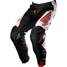 NEW ONE INDUSTRIES CARBON HONDA   ATV  MX BMX RACING PANTS  size 30