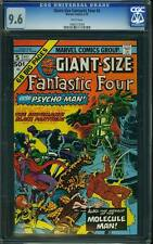 Giant-Size Fantastic Four #5 CGC 9.6 Marvel 1975 FF cm