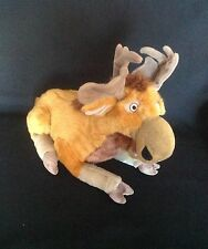 "THE DISNEY STORE EXCLUSIVE LARGE 16"" TUKE/RUTT MOOSE BROTHER BEAR SOFT TOY"
