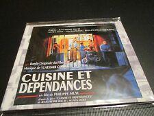 """CD NEUF BOF """"CUISINE ET DEPENDANCES / LES SABLES MOUVANTS"""" Vladimir COSMA"""