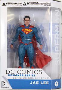 DC Collectibles - SUPERMAN Action Figure - Jae Lee DC Comic Designer Series