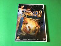 Geppetto (Disney DVD, 2009) Drew Carey, Julia Louis-Dreyfus OOP