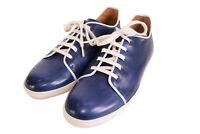 Gruppo Artigiani by Mezlan NIB Blue Dress Sneakers Size 9.5M