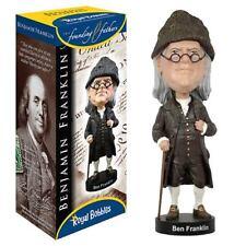Ben Franklin Version 2 Bobblehead - Royal Bobbles