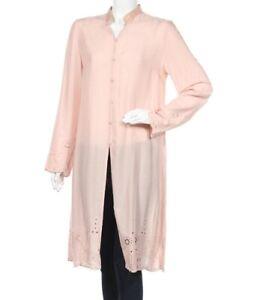 NEW 149€ NITYA Long Peach Kameez/Shirt Size M