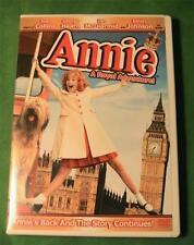 Annie's A Royal Adventure DVD