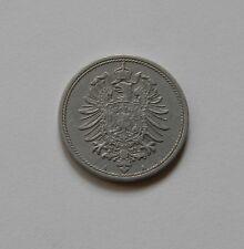 KAISERREICH: 10 Pfennig 1873 A, J. 4, vorzüglich, SELTEN !!!