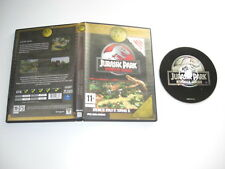 JURASSIC PARK OPERATION GENESIS Pc Cd Rom Medallion - FAST DISPATCH