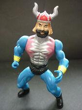HE-man MOTU-man Vintage knock-off Bootleg Action Figure (teschio e Viking facce)