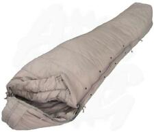 US Military Genuine Issue Intermediate Cold Weather Sleeping Bag, Grey , Used