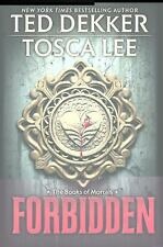 Forbidden (The Books of Mortals), Lee, Tosca, Dekker, Ted, Good Condition, Book