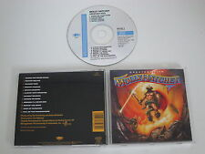 MOLLY HATCHET/GREATEST HITS (EPIC 467593 2) CD ALBUM