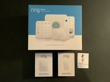 New Ring Alarm 2nd Generation Wireless 10-Piece Home Security Kit System Alexa