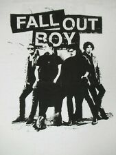 Fall Out Boy Épargner Rock N Roll 2013 Tour 2-SIDED Grand T-Shirt F359