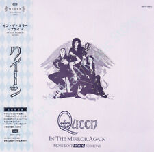 QUEEN IN THE MIRROR AGAIN BBC SESSIONS CD MINI LP OBI May Mercury Deacon Taylor