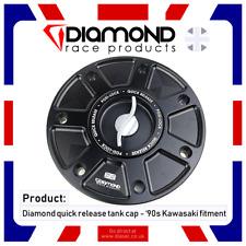 DIAMOND RACE PRODUCTS - KAWASAKI NINJA ZX7 ZX7R TANK CAP - '95-'96 1995-1996