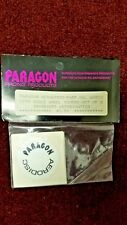 VINTAGE PARAGON RC12L AERODISKS 12TH SCALE WHEEL COVERS #WAD12