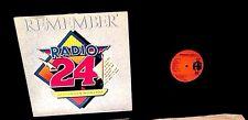 1980 REMEMBER RADIO 24 SWITZERLAND K-TEL INTERNATIONAL LP W/ FRANK ZAPPA + DJS