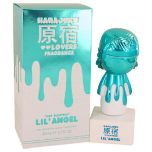 Pop Electric Lil' Angel By Harajuku Lovers 50ml Edps Womens