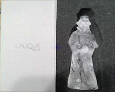 Lalique Crystal Nativity Scene Wiseman Melchior Magi KING Melchor MIB 1214700