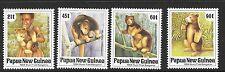 PAPUA NEW GUINEA SG700/3 1994 MATSCHIE'S TREE KANGAROO MNH