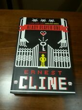 Ready Player One 1st Print