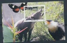 [327278] Guatemala 2005 Fauna good Sheet very fine MNH