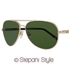 6a91361d49b Montblanc Gold Sunglasses for Men