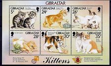 Cats British Colonies & Territories Sheet Stamps