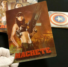 MACHETE - Multi Image 3D Lenticular Magnet Cover FOR bluray steelbook