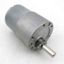 High torque motor 37 type gear motor Micro-quiet motor Gearbox 12V Hot