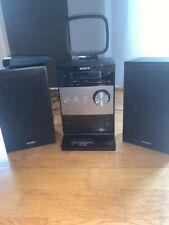 Sony Musikanlage CMT-FX300i schwarz