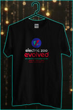 New Electric Zoo Evolved Festival 2019 T-Shirt Randalls Islan T-Shirt Size S-2Xl 00004000