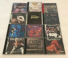 12pc Cd lot - 1990's Rock - Green Day Live Creed Black Crowes Inxs Dave Matthews