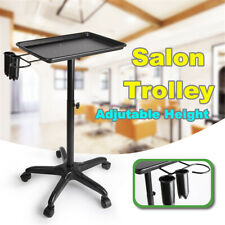 Salon Hairdresser Cart Spa Service Beauty Trolley Equipment Tool Stand Holder