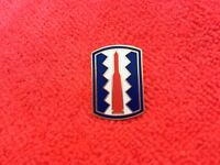 US ARMY 197TH INFANTRY BRIGADE HAT PIN