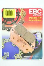 Sintered Double-H Brake Pads EBC FA196HH - Motorcycle Applications