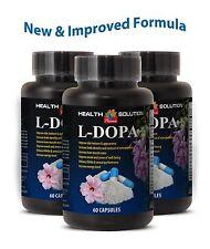 Serotonin for women - L-DOPA - Testosterone & Energy - Powerful antioxidant - 3B