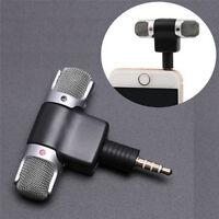 Mini microfono stereo M & C Mic Audio per notebook PC portatile Talk 3.5mm#0C LO