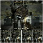 Fallout 76 xbox one Vanguards chameleon  AP X01 ALL AP REFRESH  special!!!