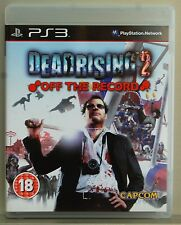 DEAD RISING 2 OFF THE RECORD - PLAYSTATION 3 - PAL EUROPA - COMPLETO - CD FÍSICO