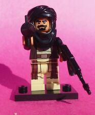 NEW CUSTOM LEGO BATMAN WEAPONS SOLDIER TALIBAN W/ TAN HEAD & HANDS TERRORIST