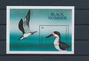 LO55680 Antigua & Barbuda black skimmer birds good sheet MNH