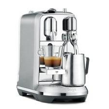 Nespresso creatista Plus Macchina del Caffè, Silver by Sage