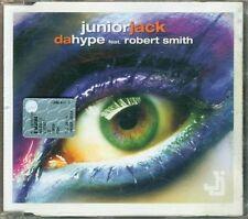 Junior Jack - Da Hype Feat Robert Smith From Cure Cd Ottimo