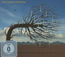 Opposites von Biffy Clyro (2013)  CD  +  DVD