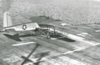 WW2 Picture Photo First US Drone TDN-1 assault preparing for launch 1943 1671