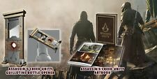 ASSASSIN'S CREED UNITY ARNO DORIAN BOTTLE OPENER GUILLOTINE ARTBOOK REVOLUTION